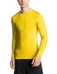 uhlsport La - Camiseta de fútbol sala, tamaño XXL, color maisgelb
