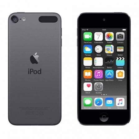 "Apple iPod touch - Reproductor MP4 de 4"" (128 GB) gris espacial"
