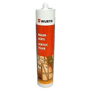 Würth Maler-Acryl - braun 310ml