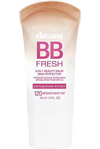 Maybelline Dream Fresh BB Cream (8 in 1 Skin Perfector) aus USA (Medium)