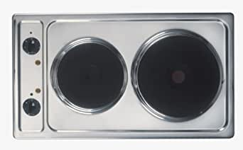 amica kme13135e encastrable lectriques mulde autosuffisants 2 plaques de cuisson knebel. Black Bedroom Furniture Sets. Home Design Ideas