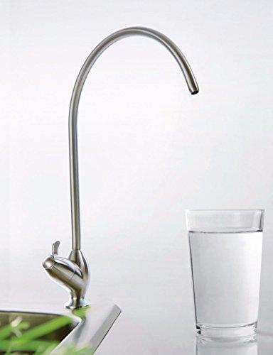 SJQKA-Grifos 304 de acero inoxidable fregadero de la cocina de lavado en frío directo piscina depuradora free vegetales, agua potable
