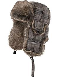 Sergej- Pilotenmütze - Schapka -Mit der Schapka-Mütze Sergej macht der Winter richtig Spaß!
