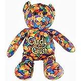 "Candy Crush 12"" Plush Bear - Orange by Commonwealth"
