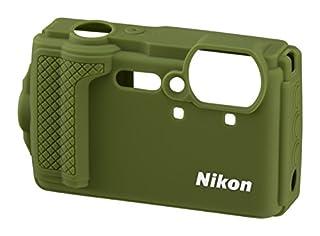 Nikon VHC04803 Estuche para cámara fotográfica - Funda (Funda, Nikon, COOLPIX W300, Verde) (B071XJMDD4) | Amazon Products