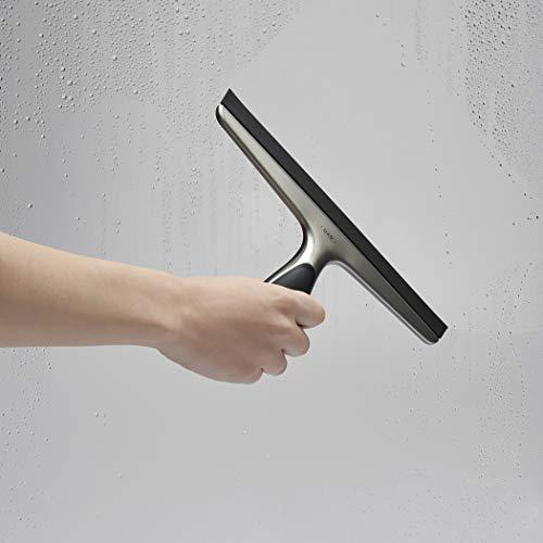 41jjPIwQR9L - OXO Good Grips Limpiador de Ventanas - Limpiacristales acero inox.