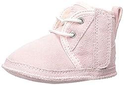 UGG Baby Mädchen Neumel Klassischer Boot, Seashell ROSA, 34 EU