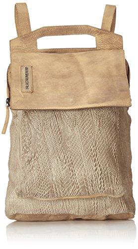 Taschendieb Td0816, Sac à main à bretelles pour port en sac à dos Gris clair