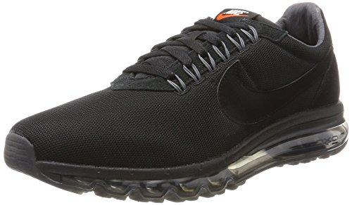 Nike Air Max LD-Zero, Scarpe da Ginnastica Unisex Adulto Nero (Black/Black/Dark Grey)