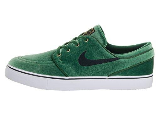 Nike 855814-307, Chaussures de Skate Homme Vert