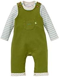 BORNINO Ensemble 2 pièces salopette et T-shirt pantalon bébé