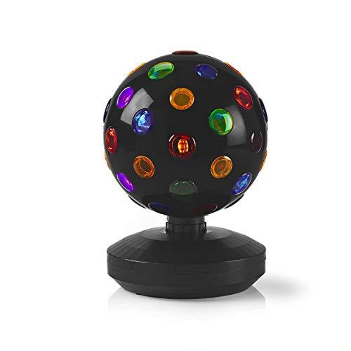 TronicXL RGB LED Discokugel Stimmungslampe Disco Spot Partykeller Kinder Beleuchtung