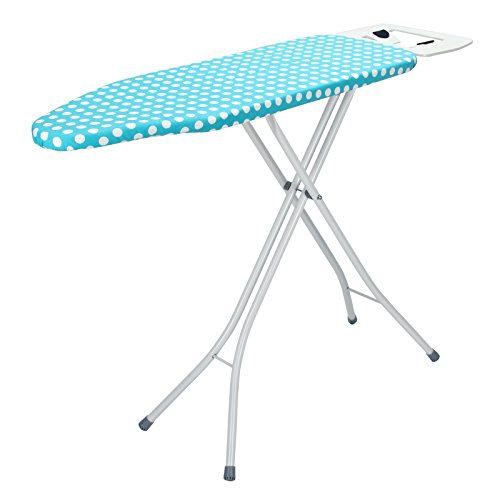MultiWare Table À Repasser Pliable Avec Repose Fer 109 x 31cm...