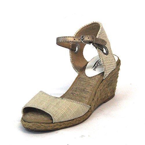 lucky-brand-open-toe-correa-de-tobillo-sandalia-talla-35-color-marron-talla-355