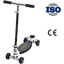 patinete 3 ruedas adulto plegable - Amazon.es
