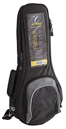 TGI 4838Tasche für Mandolinen mit glattem Rücken
