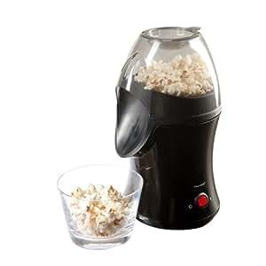Domoclip DOM188N Machine à Pop Corn Noir
