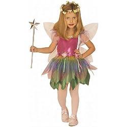 Widmann 55577 - Fatina Dell'Arcobaleno Costume, in Taglia 8/10 Anni