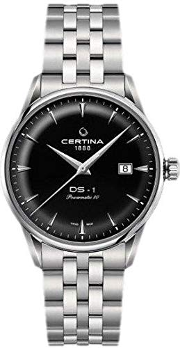 Ladies Certina DS-1 Powermatic 80 Automatic Watch C0298071105100