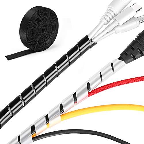 Mosotech 2 Pack Organizador Cables