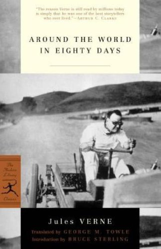 Around the World in Eighty Days (Modern Library Classics) (English Edition) -