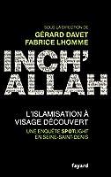 Inch'allah : l'islamisation à visage découvert