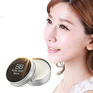 Primer clifcragrocl Whiten Conceal Pores Oil-Control Cosmetics Base Make Up Primer BB Cream Balm
