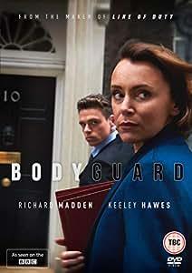 Bodyguard [DVD] [2018]