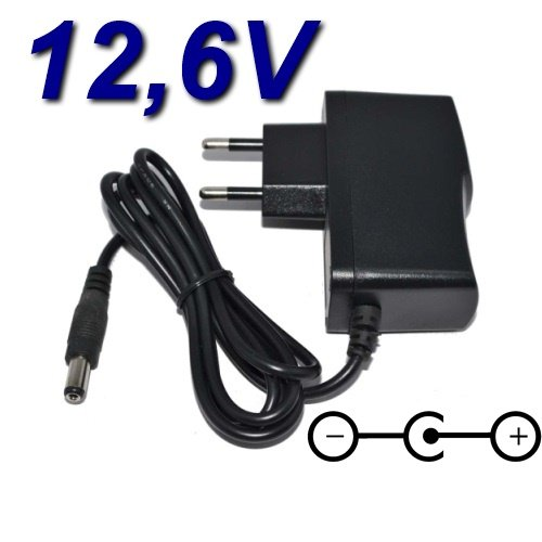 Top Ladegerät ® Netzadapter Ladegerät 12.6V für Ladegerät Akku Lithium-Ion Lipo 3S 10.8V 11.1V 12.6V