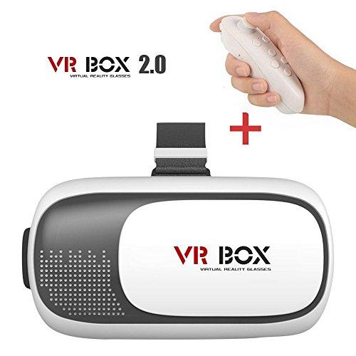 VR Box 2.0Headset Universal 3D Gafas Realidad Virtual