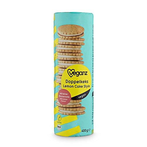 Veganz BIO Doppelkeks Lemon Cake Style