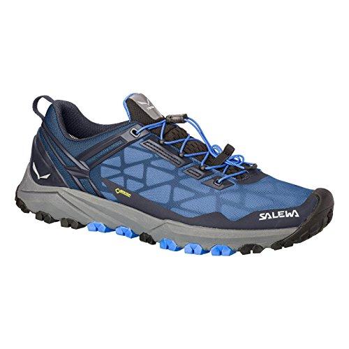 Salewa Ms Multi Track Gore-Tex, Chaussures Multisport Outdoor Homme Dark Denim/Royal Blue