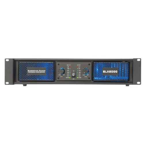 American Audio ELX 2000 Endstufe 2x150W
