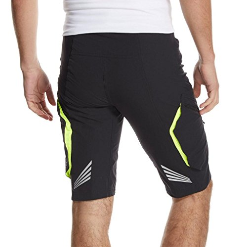 41jjiv 0lXL. SS500  - GORE WEAR Men's Gore Bike Wear Element Shorts-Black, Small