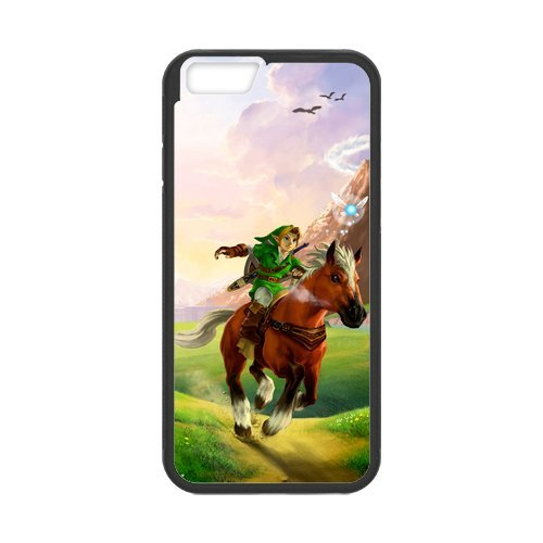 NEW Fashion Design Hard skin case cover Shell For Apple iPhone 6-- The Legend of Zelda