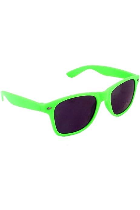 Black Retro Drifter Sunglasses Vintage Summer Shades Glasses Mens Womens 80s