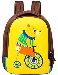 aaf37a6a91615d Sacchetto di scuola per bambini, Zaino per scuola materna per neonati Zaino  per materiale da