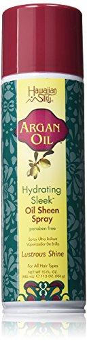 Hawaiian Silky Spray avec huile d'argan - 125 ml