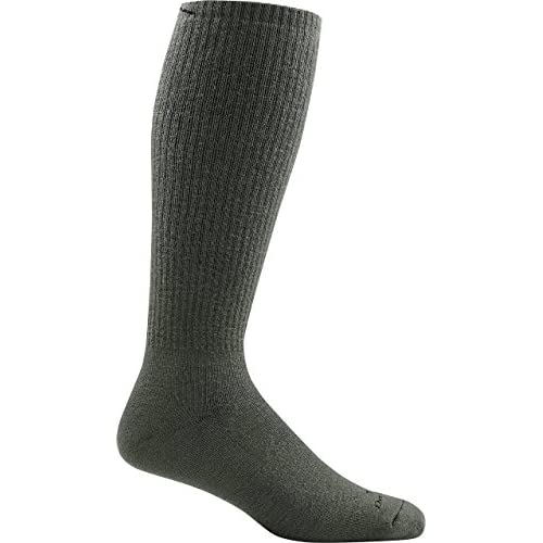 Darn Tough Tactical Over the Calf Extra Cushion Sock - Foliage Green X-Large