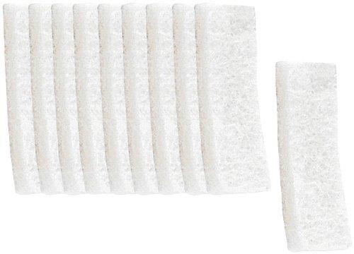 infactory Zubehör zu Raumduft-Spender: Blanko-Nachfüllpads für NC-5437, 10er-Pack (Luft-Aroma)
