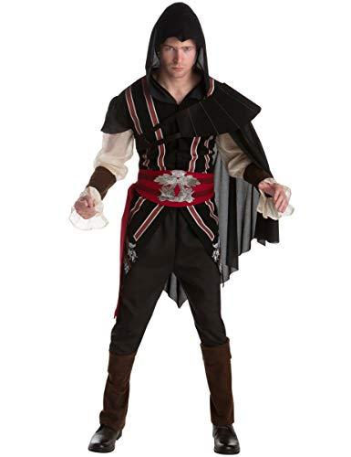 Kostüm Altair Creed Assassin's - Generique - Ezio Assassins Creed Kostüm für Erwachsene Einheitsgröße