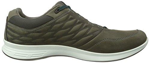 Ecco Exceed, Chaussures Multisport Outdoor Homme, Various Vert (TARMAC02543)