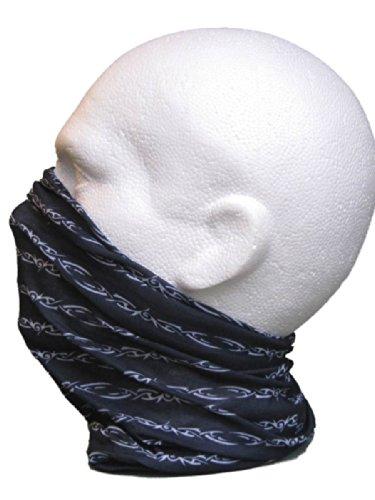 braga-para-el-cuello-panuelo-de-microfibra-multifuncion-diseno-de-blanco-y-negro-alambre-de-puas