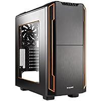 be quiet! ATX PC Gehäuse Silent Base 600 Orange Window BGW05