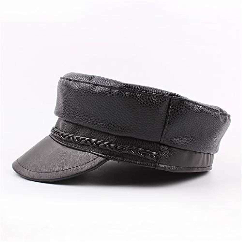 Easy Go Shopping Berretto per Cappelli Cappelli per in Pelle per Uomo e  Donna cap Parent d18f2f18936c