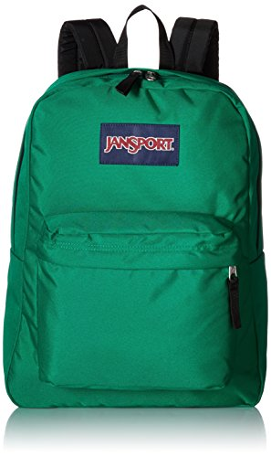 JanSport Unisex Superbreak Amazon Green