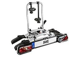 """EUFAB 11510 Kupplungsträger für AHK """"Jake"""" für 2 Fahrräder"""