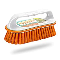 KRESS Kleen 8101 Laundry Scrub Brush, Orange