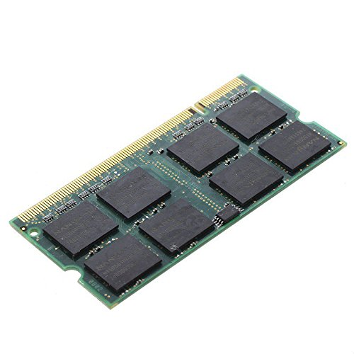 SLB Works 1GB Memory RAM Memory PC2100 DDR CL2.5 DIMM 266MHz 200-pin Notebook Laptop D7K2