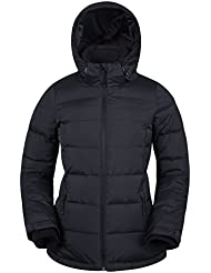 Mountain Warehouse Chaqueta de plumón para Mujeres Frosty